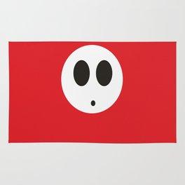 SHY GUY (RED) Rug