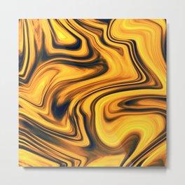Marble #004 Metal Print