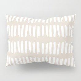 Brush stroke Pattern III Pillow Sham