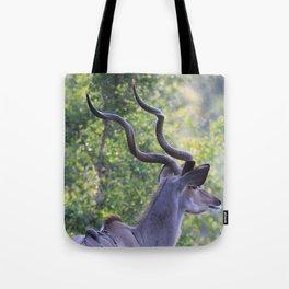 Hot Horns Tote Bag