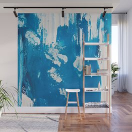 Painterly Iceland 2 Wall Mural