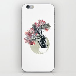 Milky weed iPhone Skin