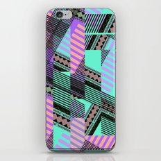 ELECTRIC TUNELS /// iPhone & iPod Skin