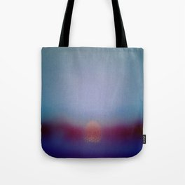 Almost a Sunset Tote Bag