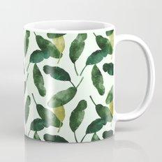 banana leaves Mug