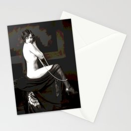 Old Nude Stationery Cards