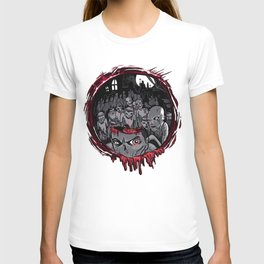 Shotgun'd! T-shirt