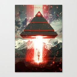 Ultrametric Space Canvas Print