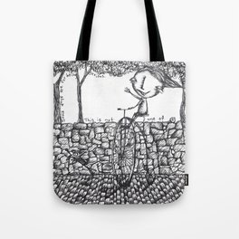 Serious Days Tote Bag