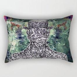 Second Son of Man Rectangular Pillow