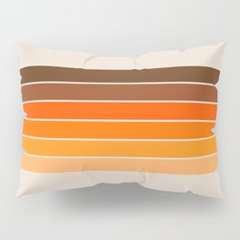Tan Tunnel Pillow Sham