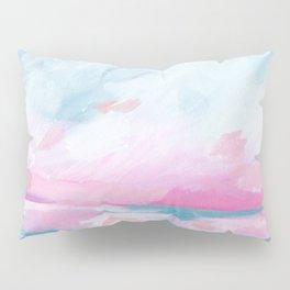 Euphoria - Bright Ocean Seascape Pillow Sham