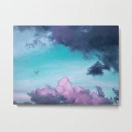 Sky- Lifting Me Out Of The Dark Metal Print