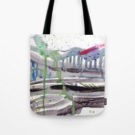 Bridge to New Tote Bag