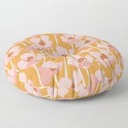 Poppy  Floor Pillow