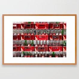Coca-Cola Framed Art Print