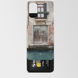 A venice door Android Card Case