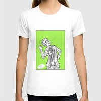 dangan ronpa T-shirts featuring kuzuryuu by Mottinthepot