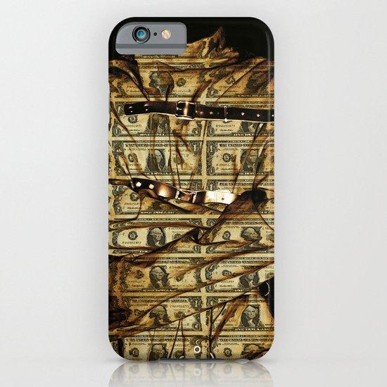 Affluenza iPhone & iPod Case