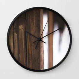 carrizos Wall Clock