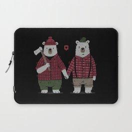 My Bear Valentine Laptop Sleeve