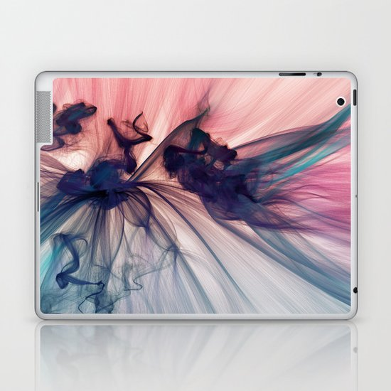 Smoke Laptop & iPad Skin