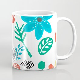 Summer sugar skulls Coffee Mug