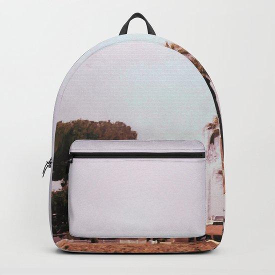 Across the Red Desert Backpack