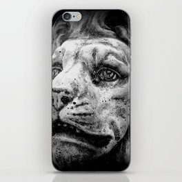 White Witches Spell iPhone Skin