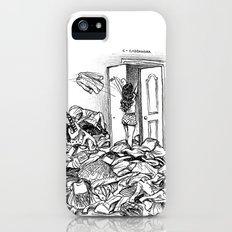 I have nothing to wear Slim Case iPhone (5, 5s)
