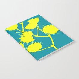 Minimal Flowers Notebook