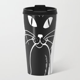 I caught the mouse Travel Mug