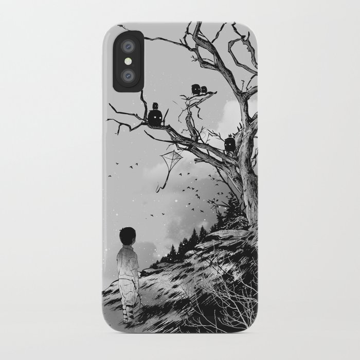 Welcome, Stranger! iPhone Case