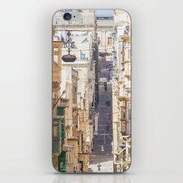 Saint Paul Street in iPhone Skin
