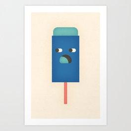 Push Pop Art Print