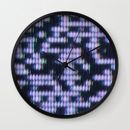 Painted Attenuation 1.3.1 Wall Clock