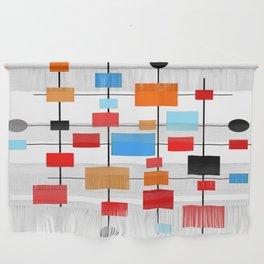 Mid-Century Modern Art 1.3.3 Wall Hanging