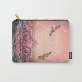 Find the Strength To Rise Up Carry-All Pouch