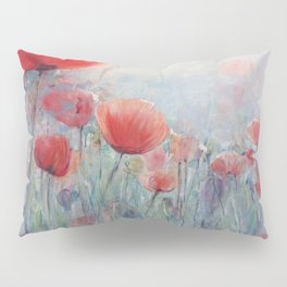 POPPY FIELDS Pillow Sham