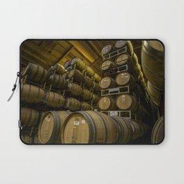 Winery Barrels Laptop Sleeve