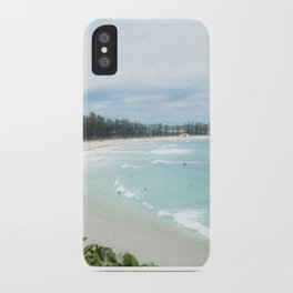 Manly Beach, Australia iPhone Case
