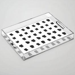 Coit Pattern 69 Acrylic Tray