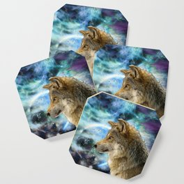 Wolf and Planets Coaster