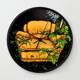 A place to call my own Wall Clock