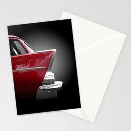 US American classic car 1957 150 handyman wagon Stationery Cards