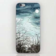 Enchanted Moon iPhone & iPod Skin