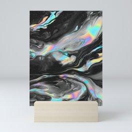 BROKEN + DESERTED Mini Art Print