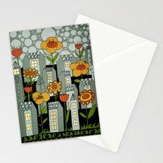 flower city Stationery Cards