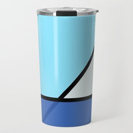 Lonely Travels - 787 Travel Mug