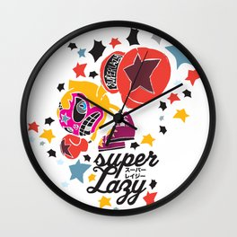 Punch Punch Punch!!! Wall Clock